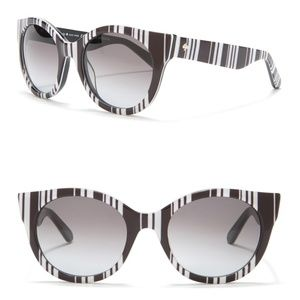 Kate Spade Round Cat Eye Sunglasses